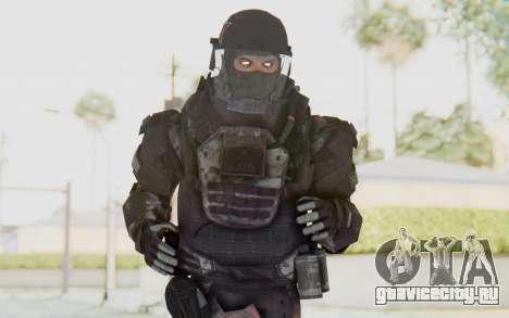 COD MW2 Russian Paratrooper v3 для GTA San Andreas