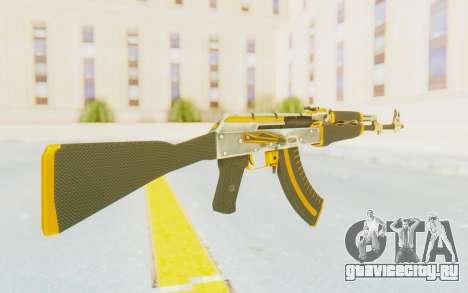 CS:GO - AK-47 Carbon Edition для GTA San Andreas второй скриншот