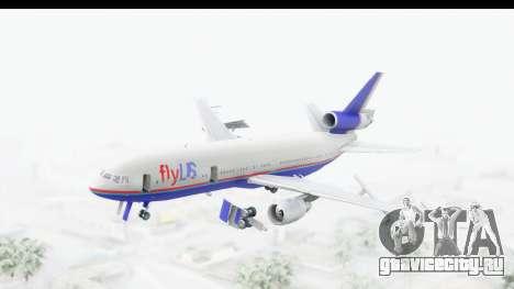 DC-10 Fly Us для GTA San Andreas