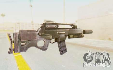 APB Reloaded - STAR 556 LCR для GTA San Andreas второй скриншот