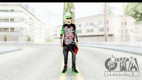Swagger Cool Fix v2 для GTA San Andreas второй скриншот