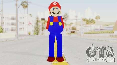 Mario для GTA San Andreas второй скриншот