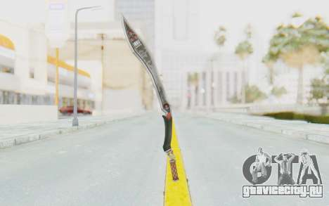 Nata Weapon для GTA San Andreas третий скриншот