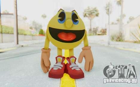Pac-Man v2 для GTA San Andreas второй скриншот