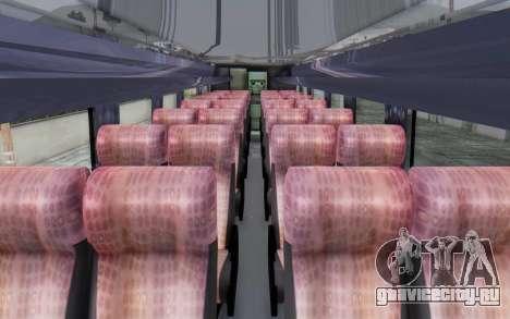 Marcopolo Cyberjaya DTS для GTA San Andreas вид сзади