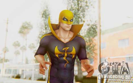 Marvel Future Fight - Iron Fist (ANAD) для GTA San Andreas