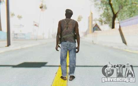 CoD MW3 Africa Militia v1 для GTA San Andreas третий скриншот