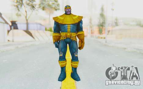 Marvel Future Fight - Thanos для GTA San Andreas второй скриншот