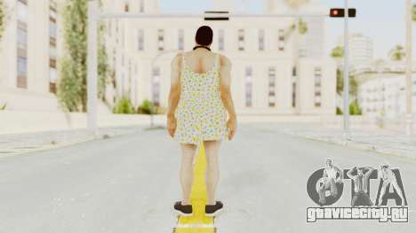 Dead Rising 2 Off The Record Frank West Dress для GTA San Andreas третий скриншот
