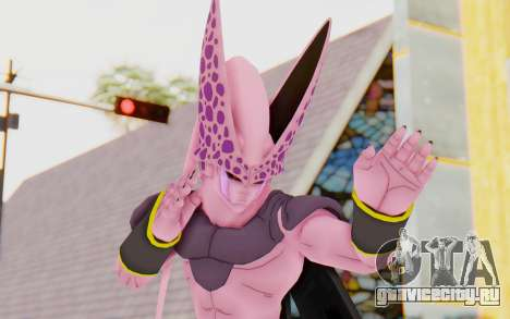 Dragon Ball Xenoverse Super Buu Cell Absorbed для GTA San Andreas