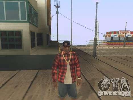 ENB Series for TheSergoRio for weak PC для GTA San Andreas третий скриншот