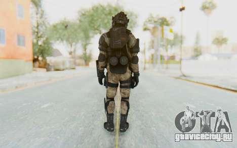 Federation Elite LMG Desert для GTA San Andreas третий скриншот