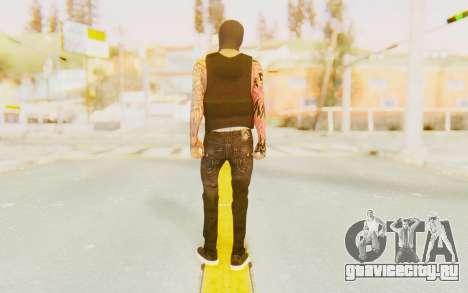 Punisher from GTA Online для GTA San Andreas третий скриншот