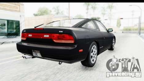 Nissan 240SX 1994 v2 для GTA San Andreas вид слева