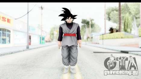 Dragon Ball Xenoverse Goku Black для GTA San Andreas второй скриншот