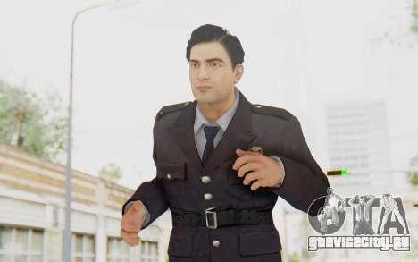 Mafia 2 - Vito Police Outfit для GTA San Andreas