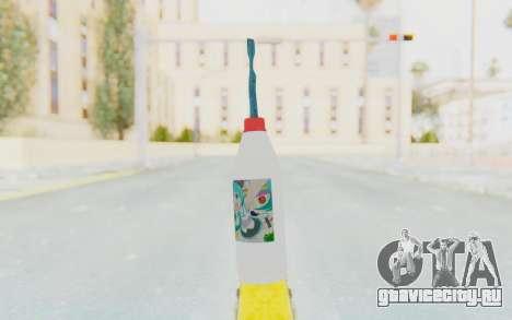 Hatsuni Miku Molotov для GTA San Andreas