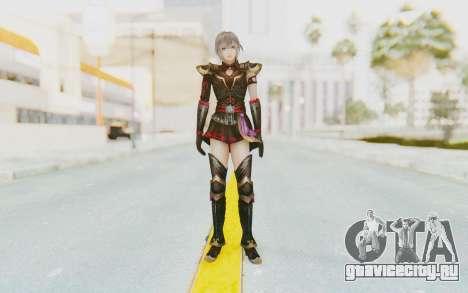 Dynasty Warriors 8: Xtreme Legends - Lu Lingqi 1 для GTA San Andreas второй скриншот