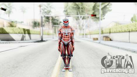 Lord Zedd from Power Rangers Mighty Morphin для GTA San Andreas второй скриншот
