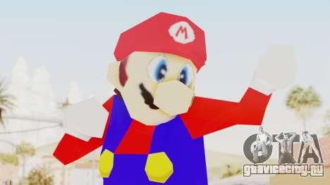 Mario для GTA San Andreas
