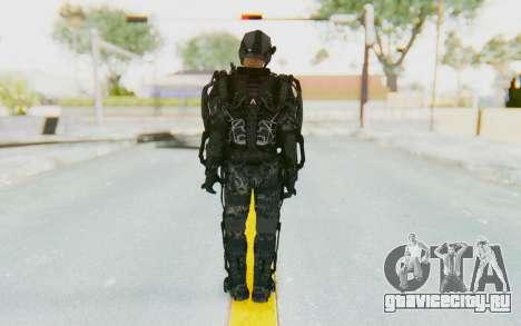CoD Advanced Warfare ATLAS Soldier 1 для GTA San Andreas третий скриншот