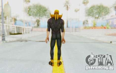 Marvel Future Fight - Iron Fist (ANAD) для GTA San Andreas третий скриншот
