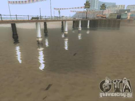 ENB Series for TheSergoRio for weak PC для GTA San Andreas пятый скриншот