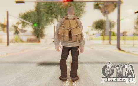 COD BO Russian Soldier v2 для GTA San Andreas третий скриншот