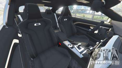 BMW M4 2015 v0.01 для GTA 5 вид спереди справа