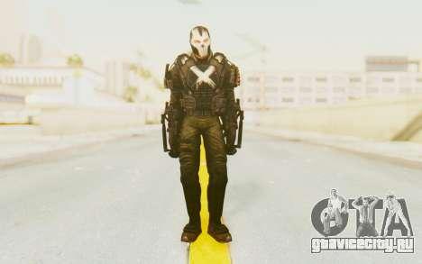 Marvel Heroes - Crossbones для GTA San Andreas второй скриншот