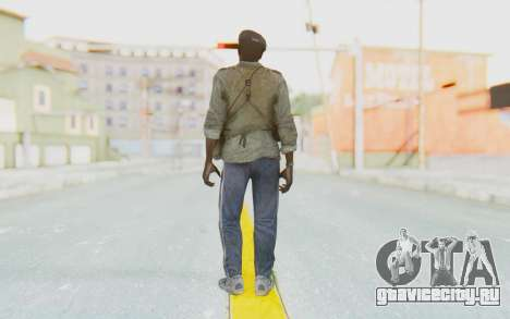 CoD MW3 Africa Militia v4 для GTA San Andreas третий скриншот