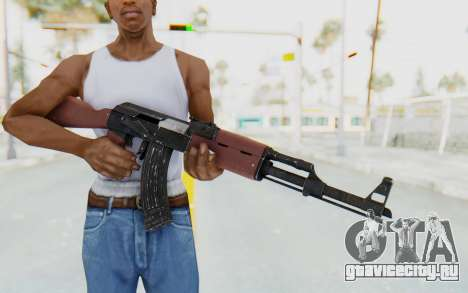 GTA 5 Shrewsbury Assault Rifle для GTA San Andreas