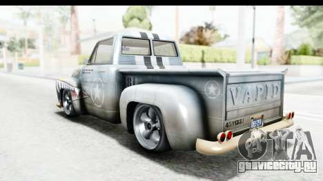 GTA 5 Vapid Slamvan Custom для GTA San Andreas
