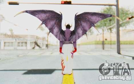 Devil Kazuya для GTA San Andreas третий скриншот