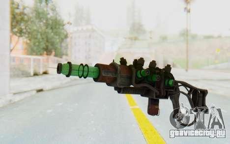 Q-35 Matter Modulator Plasma Rifle для GTA San Andreas