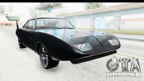 Dodge Charger Daytona F&F для GTA San Andreas