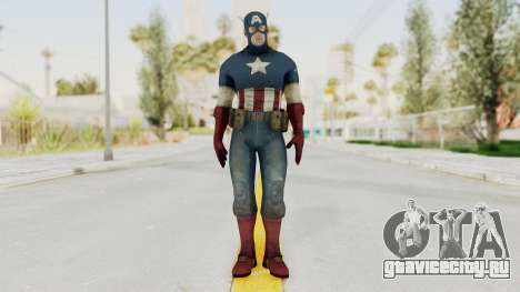 Captain America Super Soldier Classic для GTA San Andreas второй скриншот