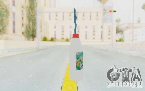 Hatsuni Miku Molotov для GTA San Andreas второй скриншот