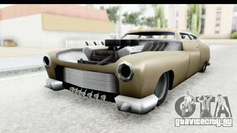 Hermes Ratrod для GTA San Andreas