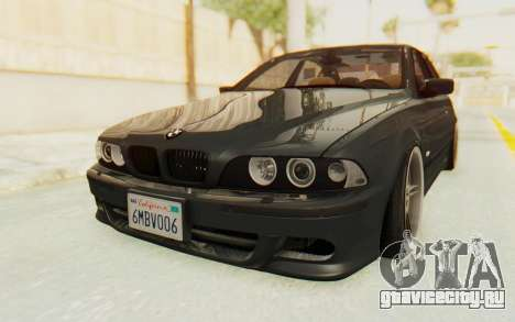 BMW M5 E39 M-Tech USDM для GTA San Andreas