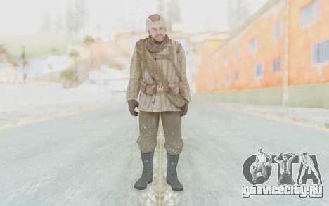 COD BO Dimitri Petrenko Winter для GTA San Andreas второй скриншот