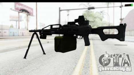 Kalashnikov PK (PKM) Holo для GTA San Andreas третий скриншот