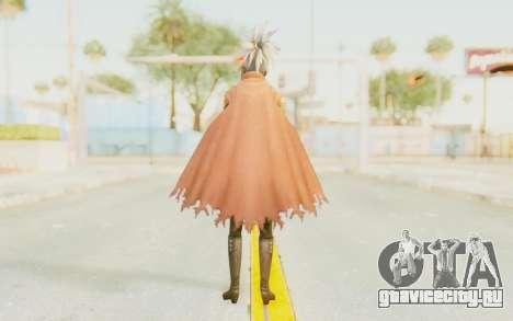Final Fantasy - Type 0 Sice для GTA San Andreas третий скриншот