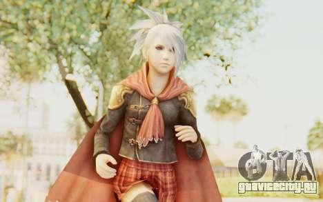 Final Fantasy - Type 0 Sice для GTA San Andreas