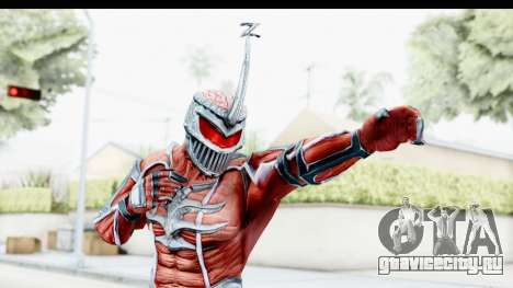 Lord Zedd from Power Rangers Mighty Morphin для GTA San Andreas