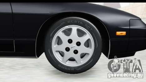 Nissan 240SX 1994 v2 для GTA San Andreas вид сзади