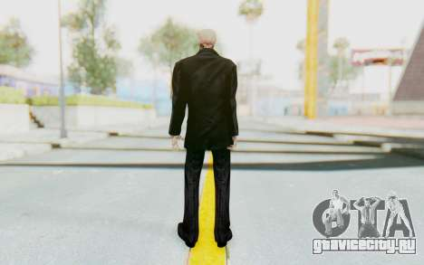 Skeleton in Tuxedo для GTA San Andreas третий скриншот