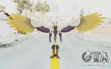 Devil May Cry 4 - Angelo Credo v2 для GTA San Andreas второй скриншот