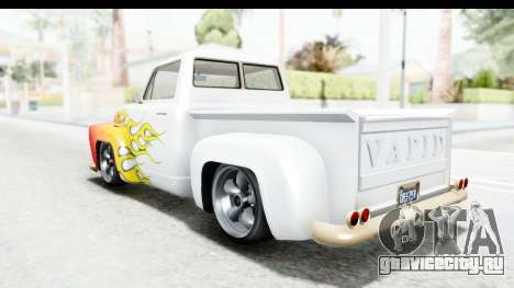 GTA 5 Vapid Slamvan Custom для GTA San Andreas колёса