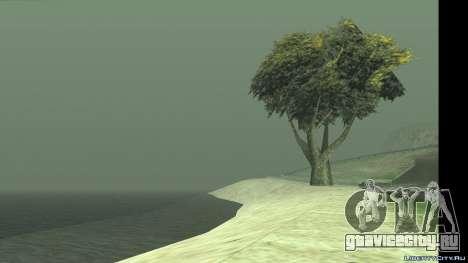 Изменение погоды и времени для GTA San Andreas второй скриншот